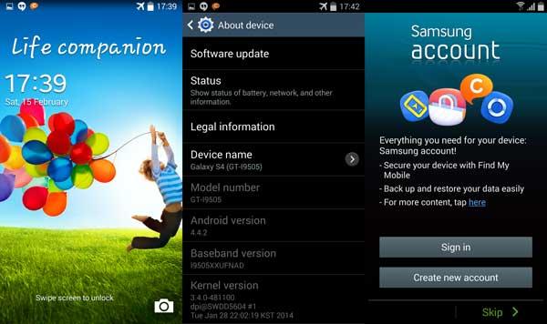Android-4-4-2-Galaxy-S4-pruebas