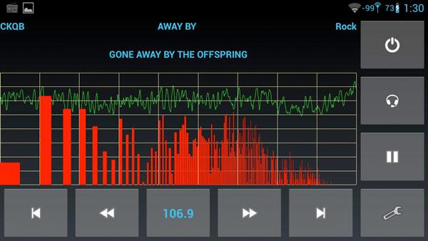 Cómo usar el altavoz en la Radio FM del Motorola Moto G