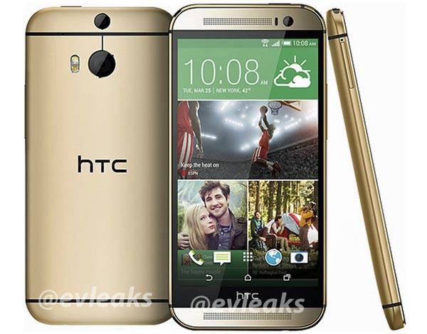 Más fotos del HTC One 2, One Plus o HTC M8: renders oficiales