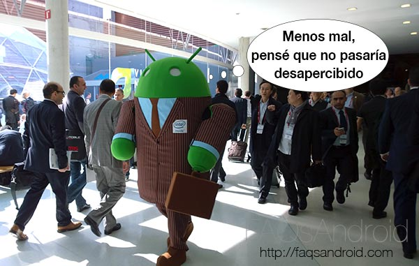Resumen del MWC con memes: un poco de humor sobre móviles