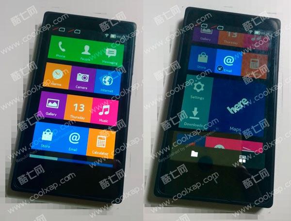 Nuevas imágenes del supuesto Nokia X, el Nokia con Android 4.4 Kit Kat