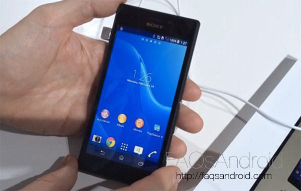 Pre review del Sony Xperia M2 en vídeo HD