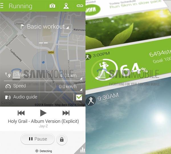 Samsung desvela parte de su nuevo Touchwiz en una imagen