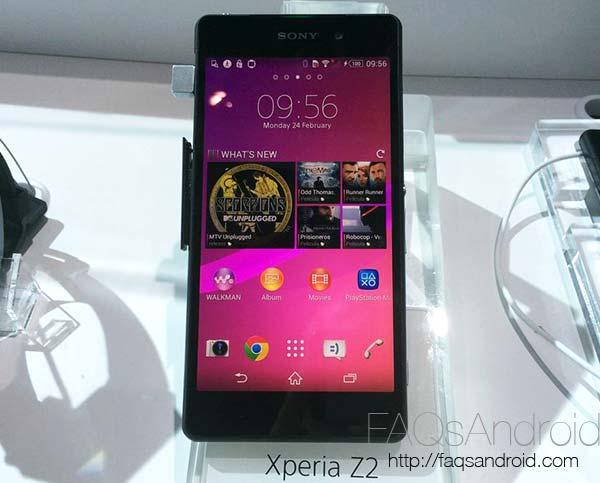 ROOT en el Sony Xperia Z2