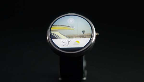 Android Wear, el SDK para wearables de Google ya se ha presentado