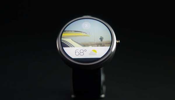 Android Wear, el SDK para wearables de Google ya se ha presentado