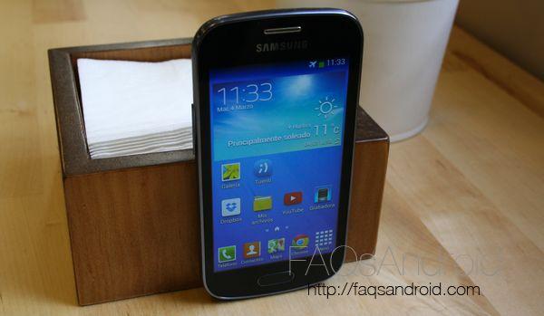 Pasos para tener ROOT en el Samsung Galaxy Trend Plus
