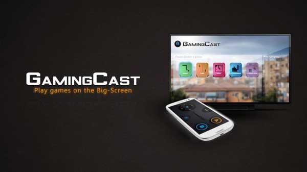 Convierte tu Chromecast en una consola Android con GamingCast
