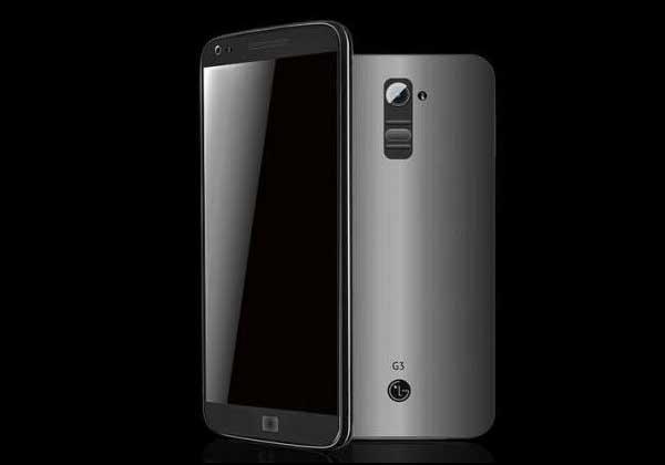 Render y posibles especificaciones del LG G3