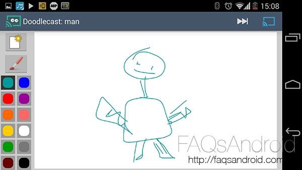 10 nuevas apps y juegos a tener en cuenta de esta semana: Doodlecast for Chromecast
