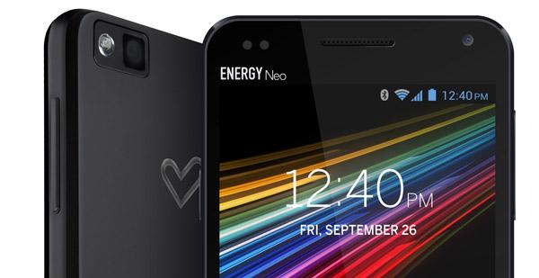Energy Neo y Energy Max