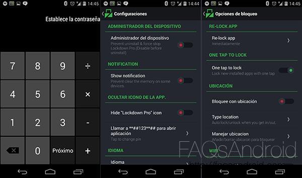 Bloquea tus aplicaciones más sensibles con la app de seguridad Lockdown Pro