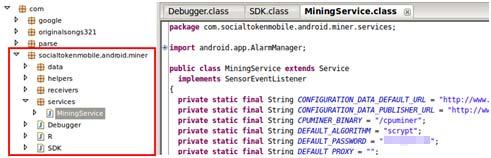 Descubren malware en Android con capacidad escondida para dedicarse a la minería de Bitcoins