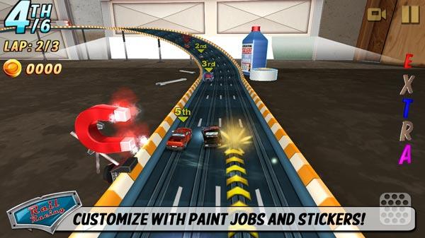 10 nuevas apps y juegos a tener en cuenta de esta semana: Rail Racing