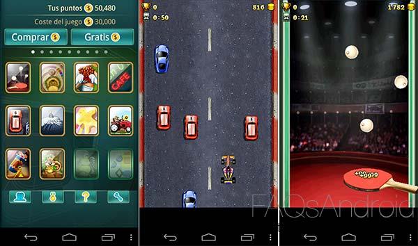 10 nuevas aplicaciones Android a tener en cuenta:  100 -in- 1 Games Anthology