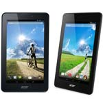 Acer Iconia Tab 7 y Acer Iconia One 7