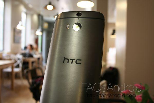 Actualización del HTC One M8 de Vodafone