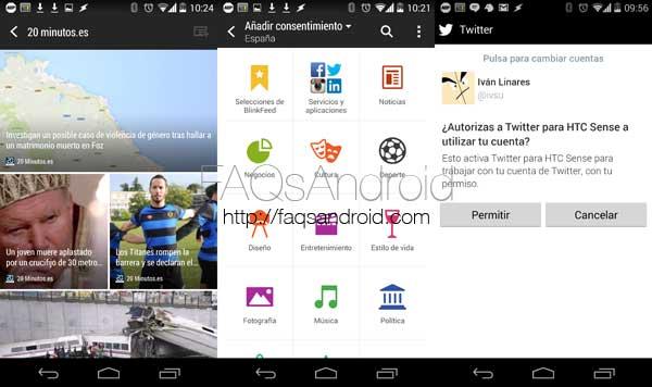 Cómo descargar e instalar HTC BlinkFeed cualquier dispositivo Android con KitKat