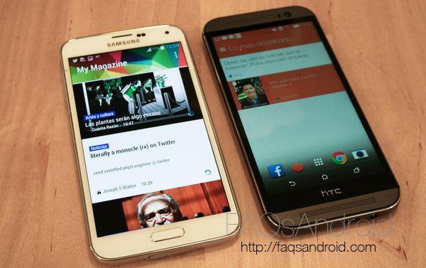 Encuesta: ¿Qué móvil Android tope de gama de 2014 prefieres?