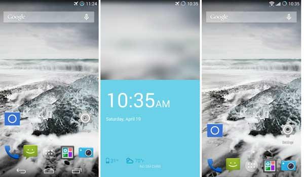 Aparecen fotografías del OnePlus One y capturas de su interfaz CyanogenMod 11S