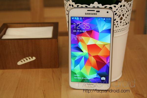 Análisis del Samsung Galaxy S5: el móvil android más pragmático