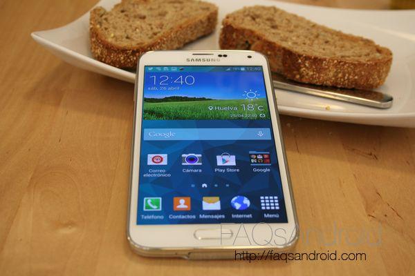 Lo mejor y lo peor del Samsung Galaxy S5