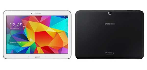 Samsung Galaxy Tab 4 de 7, 8 y 10,1 pulgadas