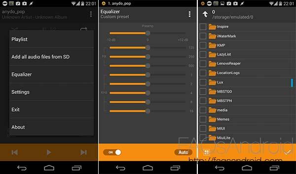10 nuevas aplicaciones Android a tener en cuenta:  AIMP
