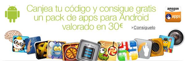 Descarga aplicaciones android de pago gratis con Amazon AppStore