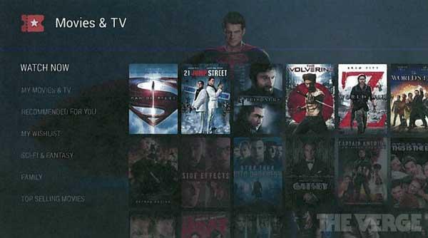 Así es Android TV, la nueva plataforma de Google filtrada antes de tiempo