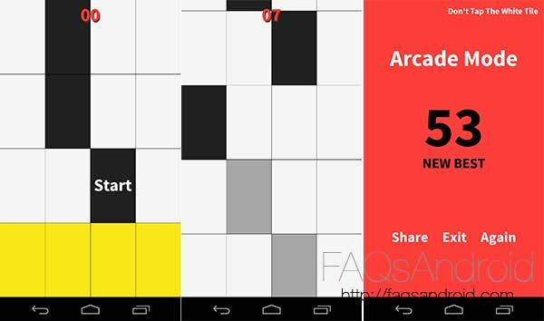 Las 10 aplicaciones y juegos de la semana: Don't Tap The White Tile