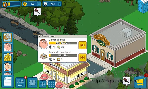 Las 10 apps destacadas de la semana:  Family Guy