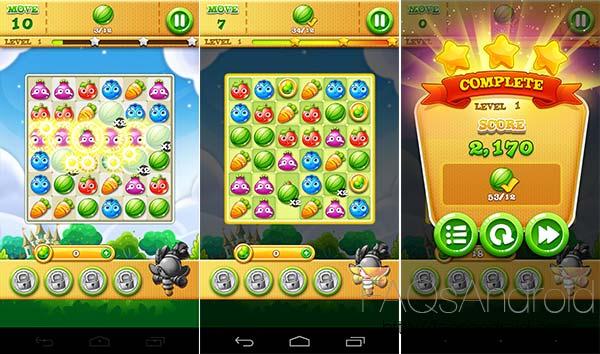 10 nuevas aplicaciones Android a tener en cuenta:  Garden Mania 2