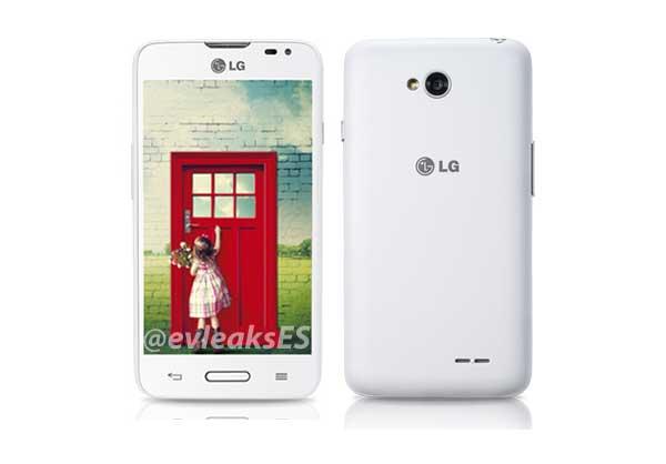Filtrada la fotografía oficial y algunas especificaciones del LG L65