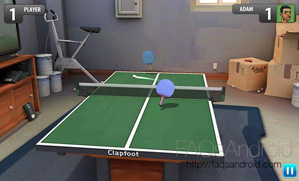 Las 10 apps destacadas de la semana:  Ping Pong Masters