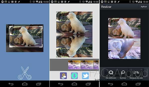 Top apps de la semana: 10 aplicaciones y juegos desconocidos a tener en cuenta: Photo Reflection Effects