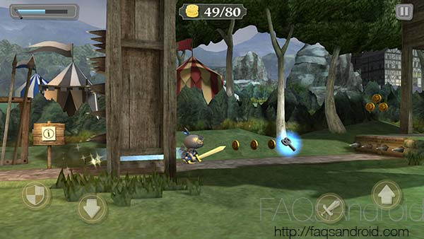Wind-up Knight 2, un juego estilo runner con un toque medieval