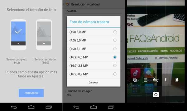 La actualización 2.2 de la cámara de Google añade temporizador y algo más (APK)
