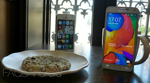 Lo mejor del Samsung Galaxy S5