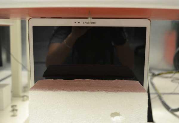 Nuevas fotografías filtradas anuncian la llegada del Samsung Galaxy Tab S 10.5