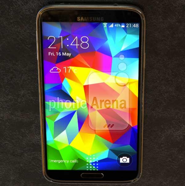 Se filtran fotografías del Samsung Galaxy S5 Prime con carcasa de aluminio