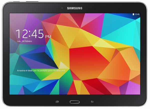 El Samsung Galaxy Tab 4 10.1 recibe su ración de Lollipop