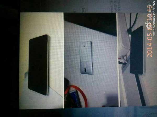 Primeras fotografías y algunas especificaciones del Xiaomi Mi3S