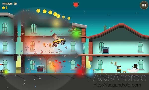 Aliens drive me crazy, un divertido Carmageddon con aire de dibujos animados