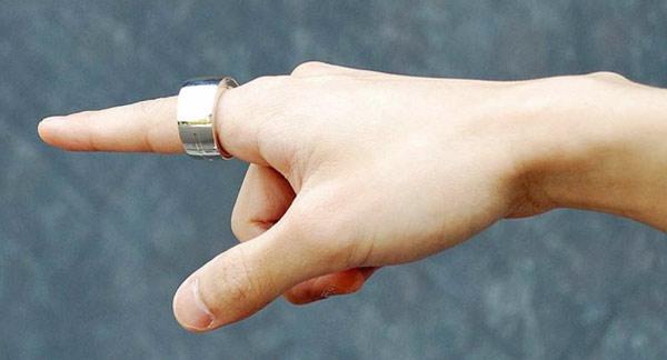 Cásate con android: anillos inteligentes entrando al mundo android