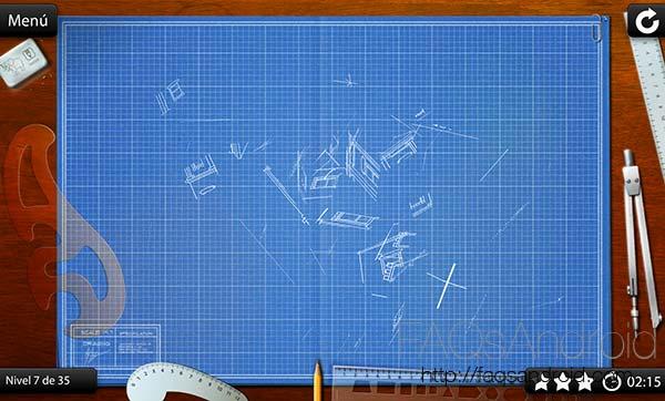 Blueprint 3D, encuentra la figura a base de girar el diseño