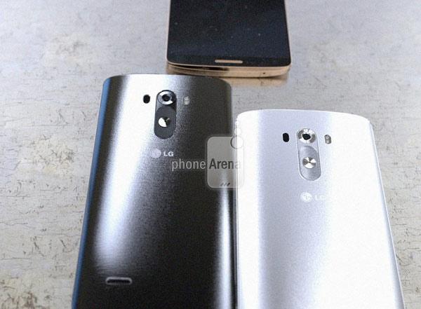El LG G3 se filtra en tres colores: dorado, negro y plateado