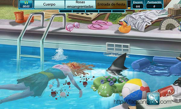 10 juegos y apps recién aparecidos esta semana por la Play Store: CSI: Hidden Crimes