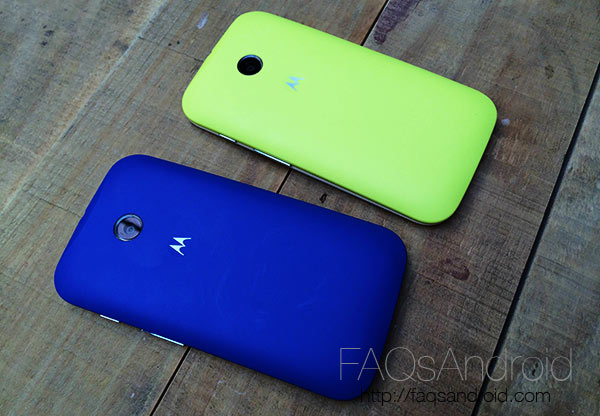 Motorola Moto E: primeras impresiones del nuevo android
