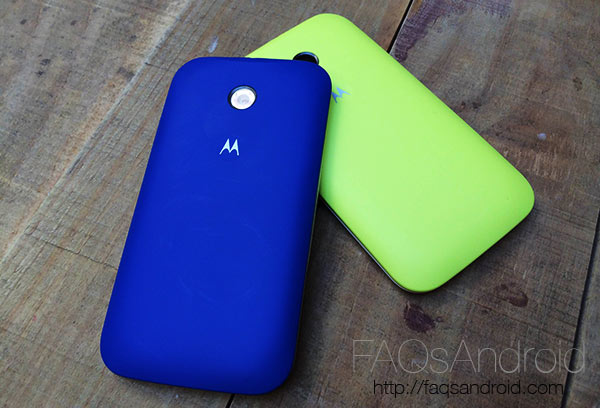 La nueva Motorola o cómo cambiar el concepto de Android
